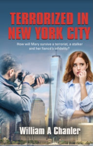 Terrorized in New York City book cover